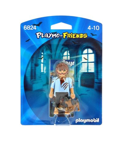 Playmobil-Homme-Loup