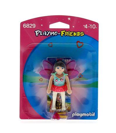 Playmobil-Playmo-Friends-Fee-avec-anneaux