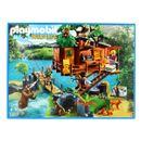 Playmobil-Cabane-des-Aventuriers-dans-les-arbres