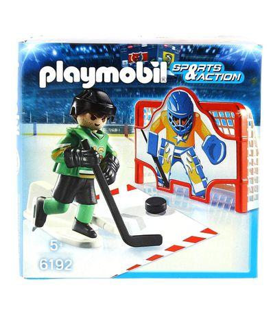 Playmobil-Gardien-Hockey-sur-Glace