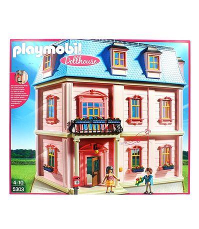 Playmobil-Maison-de-Poupees-Romantique