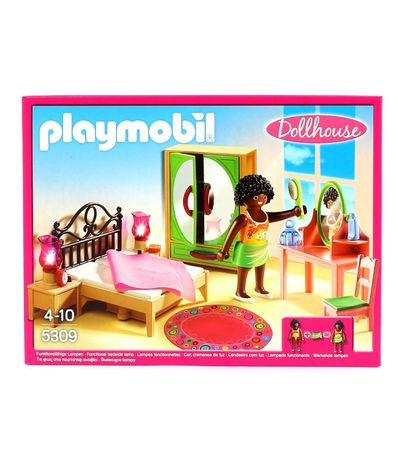 Playmobil-Dollhouse-Chambre