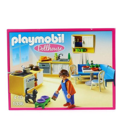 Playmobil-Cuisine