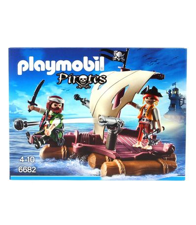 Playmobil-Radeau-de-Pirates