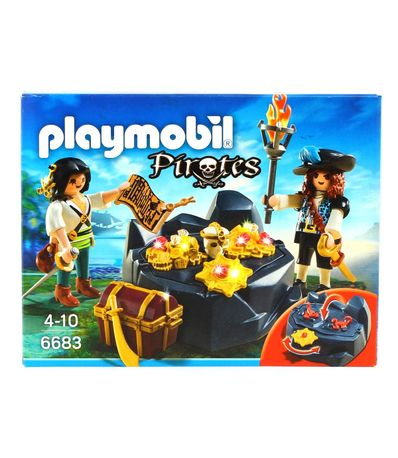 Playmobil-Pirates-et-Tresor-Royal