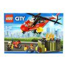 Lego-City-Unite-de-secours-de-pompiers
