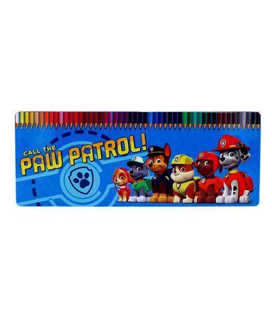 Pat-Patrouille-Etui-de-50-crayons-de-couleur