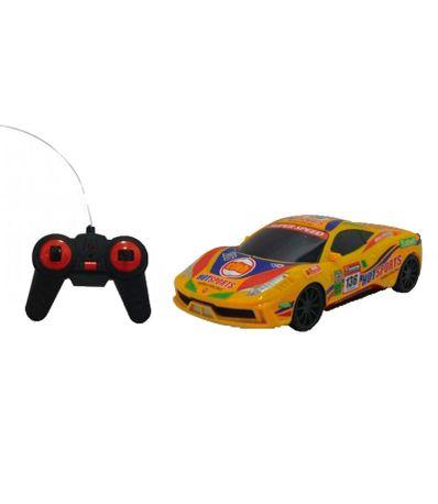 Voiture-RC-Orange-Top-Racing-Echelle-1-16
