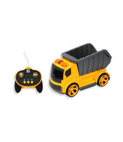 Voiture-RC-Camion-Construction