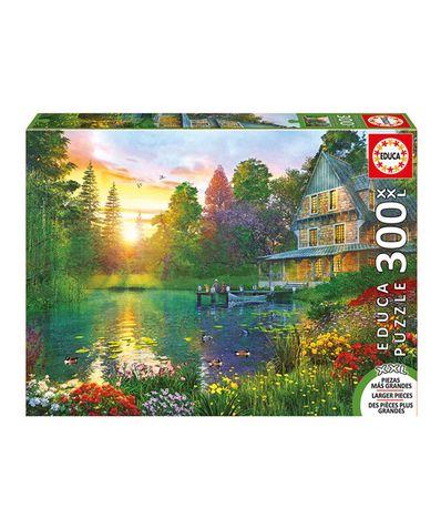 Puzzle-300-XXL-Coucher-de-Soleil