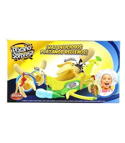 Banane-Surprise