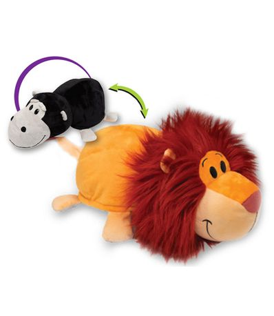 Ours-en-peluche-Flipazoo-transformables-Lion-A