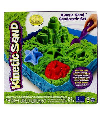 Kinetic-Sand-Chateau-Couleur-Vert