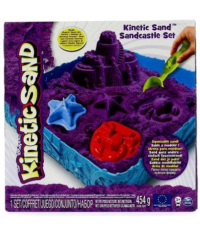 Kinetic-Sand-Chateau-Couleur-Violet