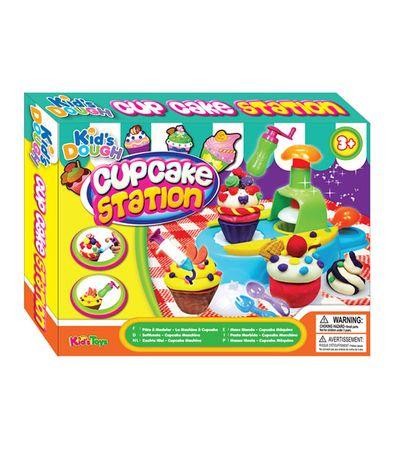 Set-Plasticine-Cupcakes