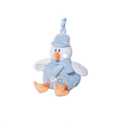 Mini-cigogne-Musical-16-cm-Bleu