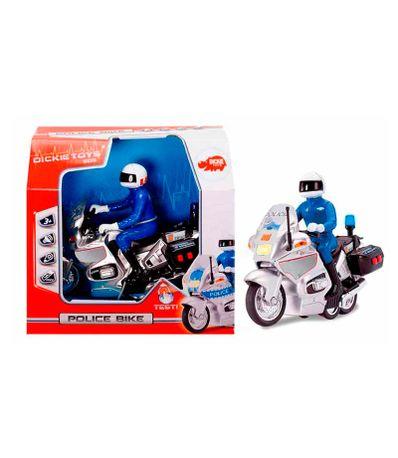 Moto-de-Police-Jouet