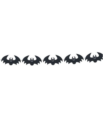 Decoration-d-Halloween-guirlande-en-feutre