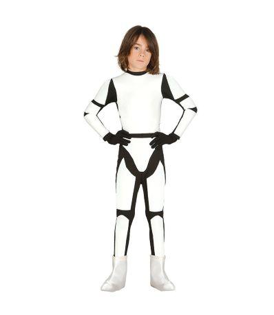 Espace-soldat-Costume-enfant-7-9-ans