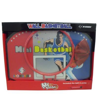 Panier-de-Basket-Panneau---Ballon