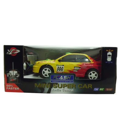 Voiture-RC-Flash-Rouge-Jaune-Echelle-1-24