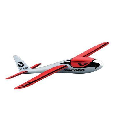 Maquette-aeroglisseur-Glider-Rouge