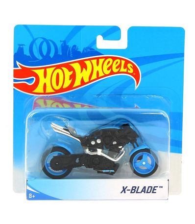 Hot-Wheels-01-18-Moto-Bleu-lame