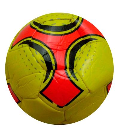 Ballon-de-Football-Jaune