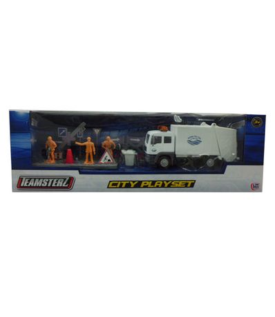Blanc-Construction-Truck