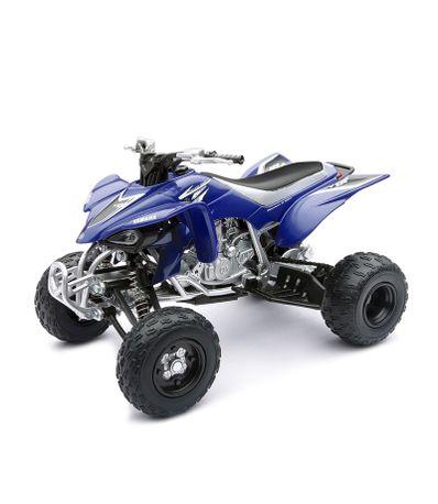 ATV-Miniature-Yamaha-Bleu-Echelle-1-12