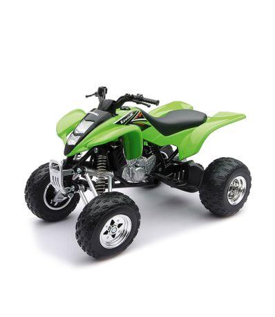 ATV-Miniature-Kawasaki-vert-Echelle-1-12