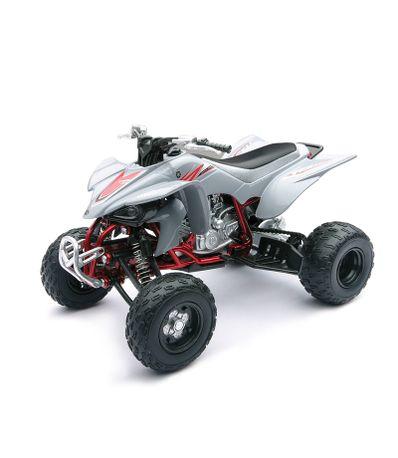 ATV-Miniature-Yamaha-Blanc-Echelle-1-12