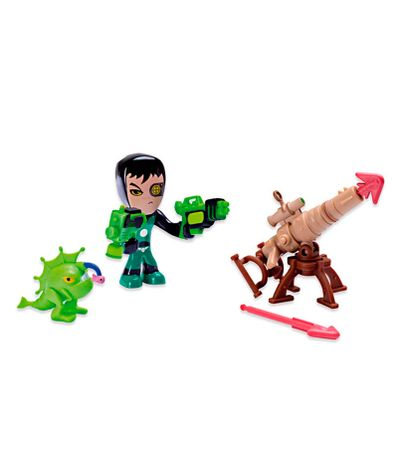 Lutte-Mutant-Buster-Shooter-eau