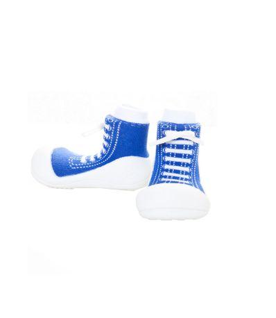 Chauson-premiers-pas-Sneaker-Bleu-T215