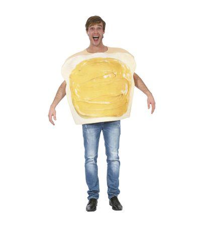 Beurre-costume-Toast