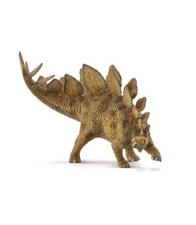 Figure-Stegosaure