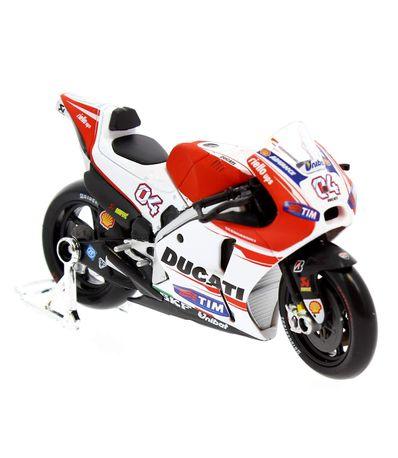 Moto-miniature-Ducati-Moto-Dovizioso-Echelle-1-18