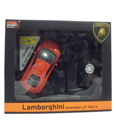 Voiture-RC-Lamborghini-LP700-Orange-Echelle-1-24