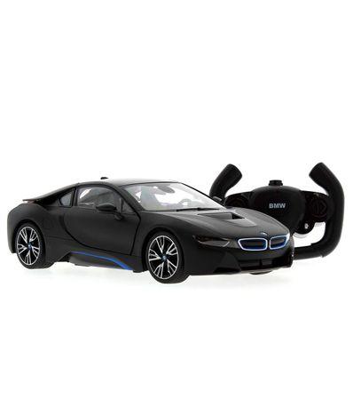 Voiture-RC-BMW-I8-Noire-Echelle-1-14