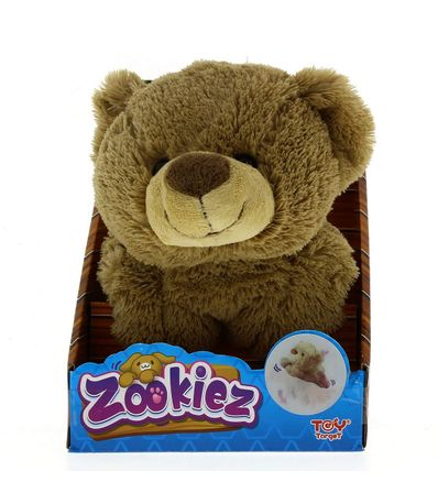 Zookiez-Brown-Teddy-Bear