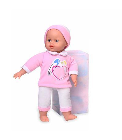 Tiny-Baby-Pleurer-Rose-32-cm
