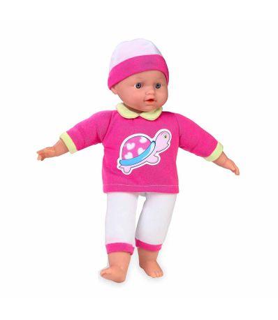 Tiny-Baby-Pleurer-Fucsia-32-cm