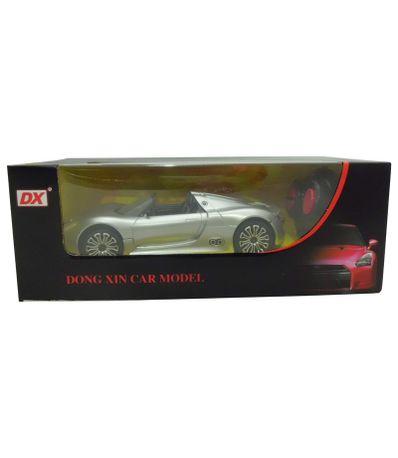 Voiture-RC-Porsche-918-Spyder-Gris-Echelle-1-24
