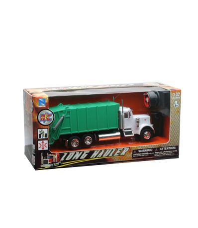 Camion-RC-Peterbilt-Vert-Echelle-1-32