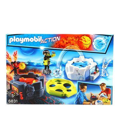 Playmobil-Robot-Glace-et-Feu-Combat