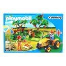Playmobil-Set-Couple-de-fermiers-avec-verger