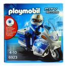Playmobil-Police-avec-Moto-LED