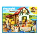Playmobil-Poney-club