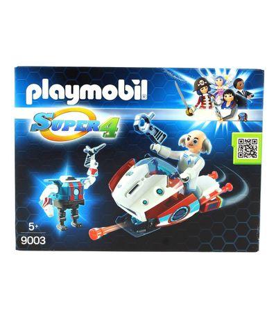 Playmobil-Docteur-X-et-Robot