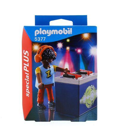 Playmobil-DJ